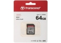 Память SecureDigital Memory Card 64GB Transcend SDXC Class10 UHS