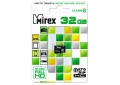 Память Micro SecureDigital Memory Card 32GB Mirex SDHC Class 10