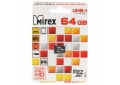 Память Micro SecureDigital Memory Card 64GB Mirex SDHC Class 10